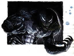 venom sketch by edwardcherniga on deviantart