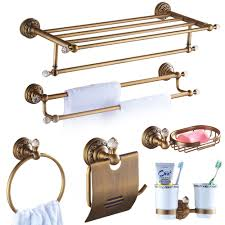 Bathroom Accessories by Online Get Cheap Crystal Bathroom Accessories Aliexpress Com