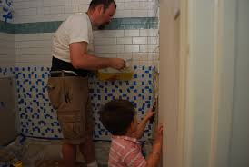 How To Re Tile A Bathroom - ayen samuel messick may 2012