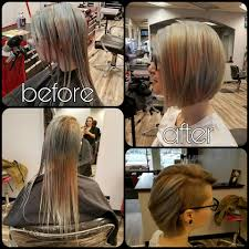 on the fringe hair studio home facebook