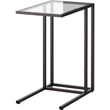 Black Accent Table Best 25 Black Glass Side Table Ideas On Pinterest Handmade
