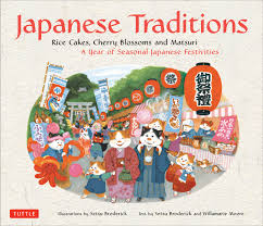 japanese traditions book by setsu broderick willamarie