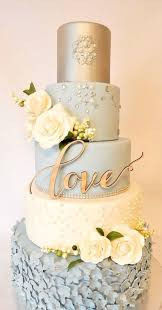 cake wedding cake wedding cake toppers with script 2362049 weddbook