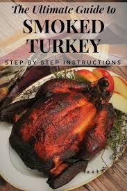 smoked turkey step by step guide hey grill hey