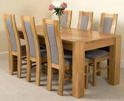 solid oak round dining table 6 chairs oak dining table 6 chairs ilovefitness club
