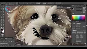 How To Make Doge Meme - very easy doge meme drawing adobe llustrator cc animals drawing