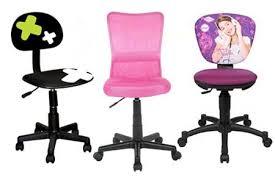 bureau de fille hypnotisant chaise de bureau pour fille enfant2 but