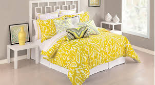 Light Yellow Bedroom Walls by Bedding Set Yellow And Grey Bedding Sets Innovate Grey And