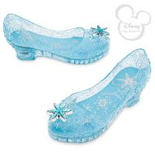 disney store frozen elsa light up shoes brand new disney store elsa light up costume shoes for kids