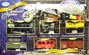 eztec overland express set rc g scale scientific toys new z