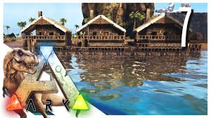 Small Houses by Ark Survival Evolved Small Houses S2e07 Ark Gameplay Youtube