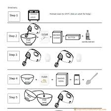 visual recipe for chocolate chip cookies inspiration laboratories