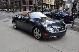 lexus used convertible 2008 lexus sc 430 stock gc1505b for sale near chicago il il