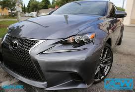 lexus sport car 2014 2014 lexus f sport matte gunmetal atlanta custom wraps