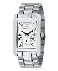 armani watches bracelet images Emporio armani men 39 s ar0145 classic stainless steel jpg