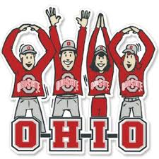 ohio state buckeye fan ohio state buckeyes o h i o fans colorshock decal everything