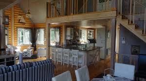 designing the interior of your log home timber block