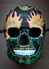 day of the dead masks day of the dead skull mask sugar skull living room