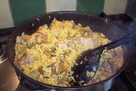 cuisine ouzbek plov plat national ouzbek chez alicie on cuisine aussi