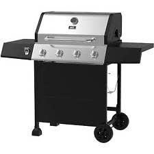 Backyard Gas Grill by Gas Grill With Side Burner Revoace 4burner Lp Bbq Backyard