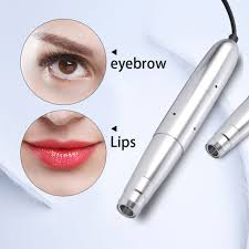 tattoo pen ebay permanent eyebrow lip eyeline rotary makeup tattoo pen machine diy