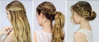 Hochsteckfrisuren Einfach Und Schnell by 40 Schicke Vorschläge Für Schnelle Und Einfache Frisuren