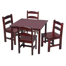 wooden table and chair set for kids table and chair set childrens table chair sets ikea
