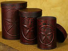 Kitchen Canister Sets Red Kitchen Outstanding Rustic Kitchen Canister Set Rustic Canister