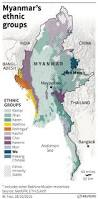 Map Burma A Question Of Race In Myanmar Asia Times