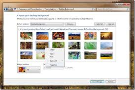 windows 7 themes where was this photo taken windows experience