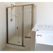 hinged glass shower doors shower door shower doors gateway supply south carolina