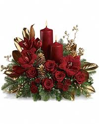 Christmas Flowers Christmas Flowers Delivery Elkhart In West View Florist Inc