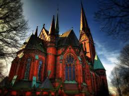 Hammonia Bad St Gertrud Kirche Hamburg Mapio Net
