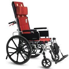karma km 5000 f 24 recline wheelchair at rs 23800 piece