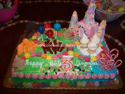 candyland birthday cake candyland cake for a 3rd birthday