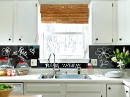 kitchen backsplash paint ideas painted kitchen backsplash ideas ghanko