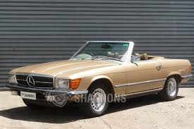 convertible mercedes sold mercedes benz 450sl convertible auctions lot 2 shannons