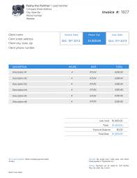 Consultancy Invoice Template Invoice Template Word Mac Example Of A Business Templates For Free