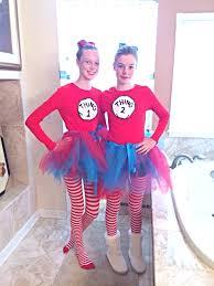 thing 1 u0026 thing 2 halloween costume costume ideas pinterest