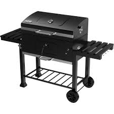 smoker and grill combo