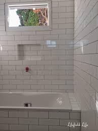 bathroom subway tile bathroom white subway shower subway tile