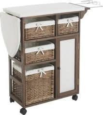 Kitchen Cart With Storage by Best 25 Folding Cart With Wheels Ideas On Pinterest Iron Board