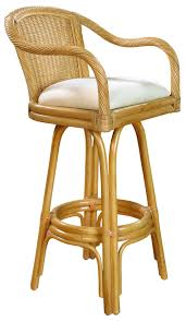 Round Bar Stool Covers Coastal Style Bar Stools