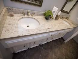 Granite Bathroom Countertops With Sink Bathroom Design River White Granite Bathroom Ideas Pinterest