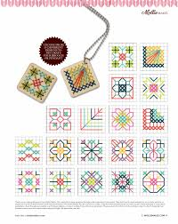 mollie makes free cross stitch patterns embroidering pinterest