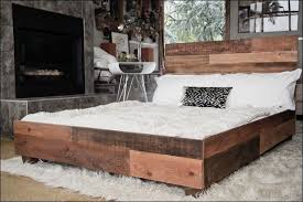 bedroom magnificent old barn wood bed rustic bed frame with