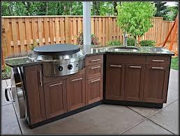 Outdoor Kitchen Cabinets Polymer Outdoor Kitchen Cabinets Naples Florida Monsterlune