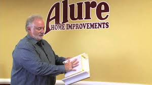 how to remove the panels on your alure basement finishing system