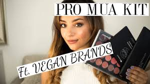 full professional makeup kit cruelty free under 350 500 youtube