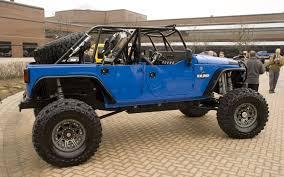 jeep blue jeep u0027s moab moment auto news truck trend
